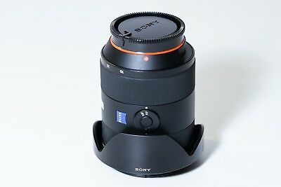 AU1564.81 • Buy Zeiss Sony 24-70mm F/2.8 SSM Lens A-Mount SAL2470Z Mint Condition!