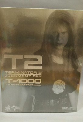 AU776.48 • Buy Hot Toys 1/6 T-1000 Sara Conner Terminator 2  Tokyo Tokyo Toy Show Limited 300