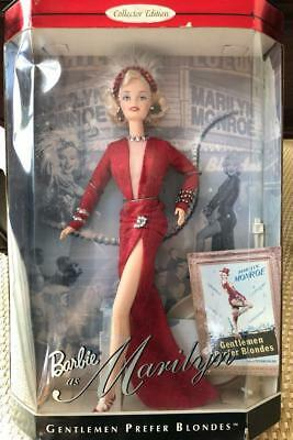 Marilyn Monroe Barbie Doll Collection 2 Sets For Christmas Gift • 122.02£