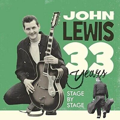 AU41.99 • Buy John Lewis - 33 Years Stage By Stage New Cd