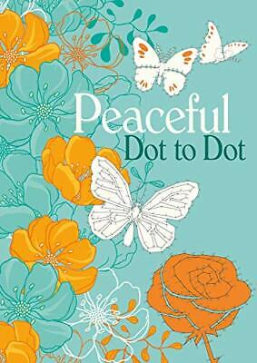 Peaceful Dot-to-Dot (Dot To Dot Books) New Paperback Book • 6.65£