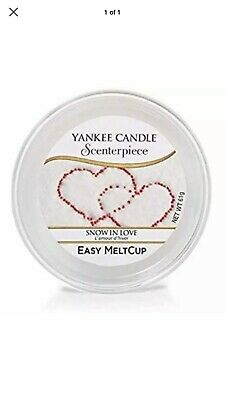 Yankee Candle Snow In Love ScenterPiece • 7.50£