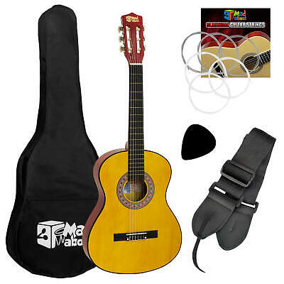 Childrens Classical Spanish Guitar For Beginners - Kids Pack  • 31.99£