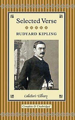 Selected Verse (Collectors Library) By Kipling, Rudyard Book The Cheap Fast Free • 5.99£