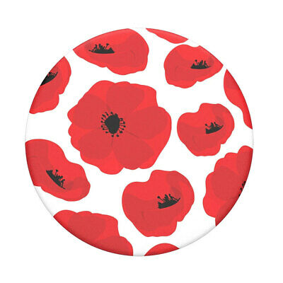 AU15 • Buy Popsockets Scandi Poppies Swappable Top For Base Grip/Stand PopGrip