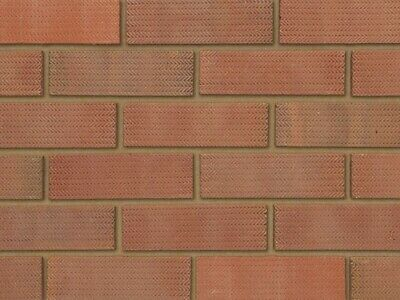396 Per Pack, Ibstock Tradesman Rustic Brick 65mm, Wall, Extension, Bricks • 379.85£