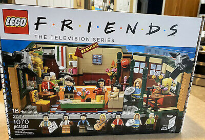 $99.99 • Buy LEGO FRIENDS - Central Perk #21319 LEGO Ideas - New In Hand -  Fast Free Ship