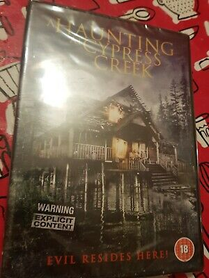 A Haunting At Cypress Creek DVD • 4.90£