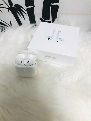 $ CDN144.61 • Buy Apple AirPods 2nd Generation With Charging Case - White
