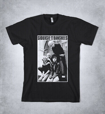 SIOUXSIE And The BANSHEES T-shirt, SIOUXSIE And The BANSHEES Tee, Siouxsie Shirt • 17£