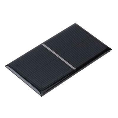 $6.08 • Buy 0.5W 1V Epoxy Polycrystalline Silicon Solar Panel Module Battery Charger $S1