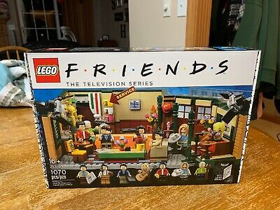 $64.99 • Buy LEGO Ideas Central Perk 21319 Friends The Television Series, New