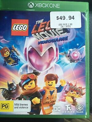 AU18.95 • Buy Lego Movie 2 The Videogame Xbox One Game EXCELLENT CONDITION FREE FAST POST