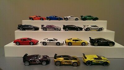 $ CDN40 • Buy Hot Wheels 15 Lotus Die Cast Cars - Evora, Elise, Esprit, M250, Error, Exclusive