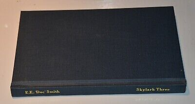 $9.99 • Buy SKYLARK THREE E.E. Doc Smith HB Book Aegypan Press Edition