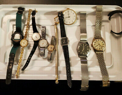 $ CDN8.99 • Buy Mens And Womens Vintage Watch Lot