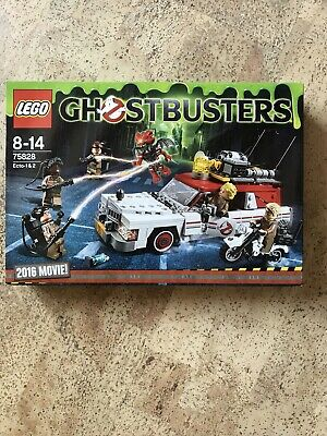 LEGO Ghostbusters Ecto-1 & 2 (75828). Brand New. Factory Sealed. • 90£