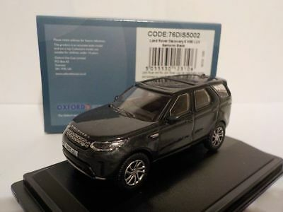 Land Rover Discovery 5 - Black, Model Cars, Oxford Diecast 1/76 • 7.99£