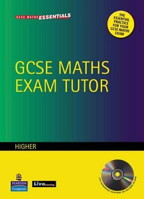 £3.49 • Buy GCSE Maths Exam Tutor Higher Book And CD-... By Clough, Tony Mixed Media Product