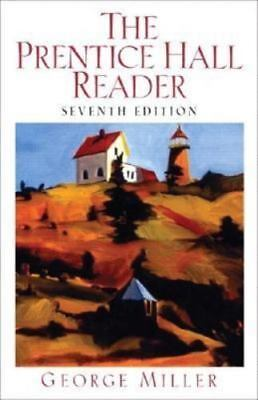$4.89 • Buy The Prentice Hall Reader, Seventh Edition By Miller, George