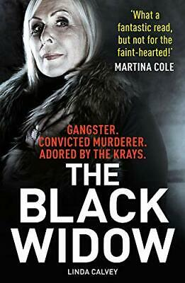£6.49 • Buy The Black Widow: The True Crime Book Of The Year By Linda Calvey Book The Cheap
