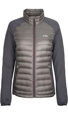 £48.64 • Buy Previous Next Gill Womens Hybrid Down Jacket Pewter      Gt8