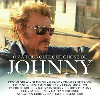 AU16.99 • Buy Tribute To Johnny Hallyday / On A Tous Quelque New Cd