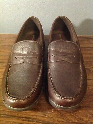 Rockport NWOB Brown Lightweight Casual Loafers US Mens Sz. 10.5 M • 31.48£