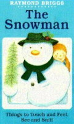 £6.09 • Buy The Snowman Touch And Feel Book By Briggs, Raymond Hardback Book The Cheap Fast