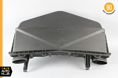 $239.40 • Buy 98-02 Mercedes W210 E55 CLK55 AMG Engine Air Intake Cleaner Cover Trim Panel OEM