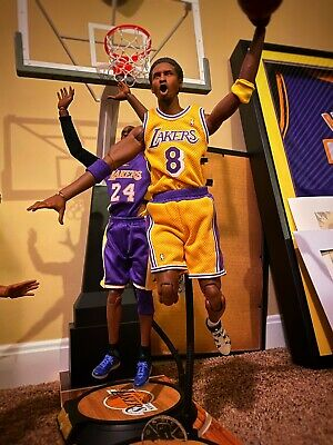 $3000 • Buy Kobe Bryant Enterbay 1/6 Two Pack Figures