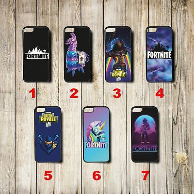 £5.94 • Buy FORTNITE New Case For Iphone 4,5,6,7,X Samsung Galaxy
