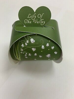 The English Soap Company Lily Of The Valley Guest Soap 60g • 0.99£