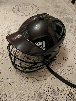 $10.35 • Buy Adidas Youth Baseball/Softball Helmet W/adjustable Comfort Fit Dial-Size 56-60CM