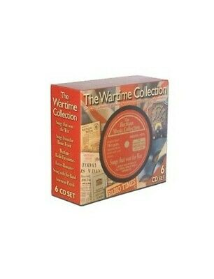 £3.49 • Buy The Wartime Collection- 6 CD Set -  CD N0VG The Cheap Fast Free Post The Cheap