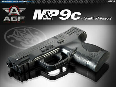 $14.85 • Buy [Academy]   M&P 9c  Airsoft-Pistol / Spring Hop Up / 6mm BB
