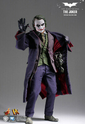 $750.57 • Buy Hot Toys DX01 The Joker 1/6 Scale Collectible