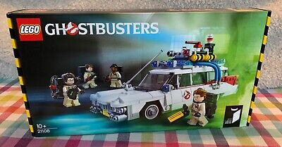 LEGO Ideas Ghostbusters Ecto-1 (21108) New, Sealed Box • 59£