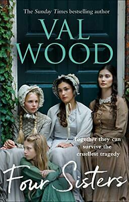 £3.29 • Buy Four Sisters By Wood, Val Book The Cheap Fast Free Post