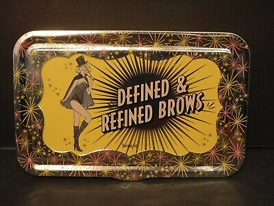 Benefit Precision Brow Kit Tin Box And Brow Mapping Tool Free Shipping • 5.95£