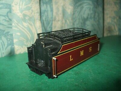£19.75 • Buy HORNBY LMS UNREBUILT PATRIOT RED TENDER BODY ONLY - No.4