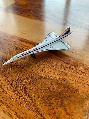 Matchbox Sky Busters Supersonic Airlines 'G-BSAA' Toy Plane 1978 • 0.99£