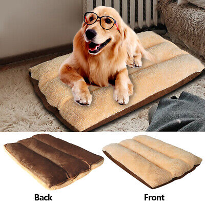$34.99 • Buy XXL Washable Large Dog Bed Pet Cushion Mattress Soft Crate Mat For Husky Sheperd