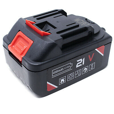 Toolman 21V Lithium Battery Replacement For Toolman Cordless Impact Wrench • 35.36£