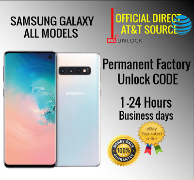 $ CDN1.30 • Buy AT&T ATT UNLOCK CODE SERVICE FOR SAMSUNG GALAXY S10 S9 S8 S7 S6 S5 NOTEs ACTIVE