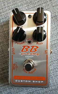 BB Preamp Comp Overdrive From Xotic Custom Shop - Vintage • 159£
