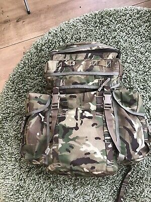 Royal Marines.army Issued Mtp Patrol Pack,bergen,daysack.dated 2014 Used Vgc • 75£