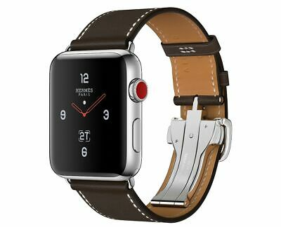 $ CDN910.08 • Buy Apple Watch Series 3 Hermès 42mm Stainless Steel Case