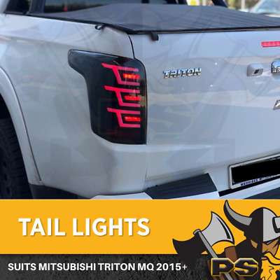 AU314.10 • Buy PS4X4 LED Tail Lights Pair To Suit Mitsubishi Triton MQ 2015-2018 Rear Taillight