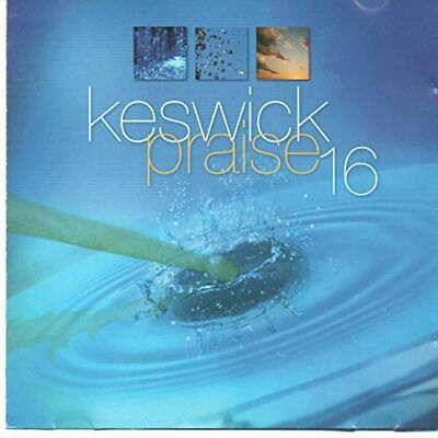 Various - Keswick Praise 16 - Various CD DCVG The Cheap Fast Free Post The Cheap • 4.08£